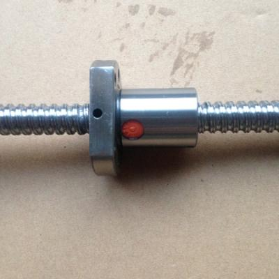 1204 Ball Screw L360 Machined End w/ Anti-backlash Nut