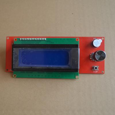 RAMPS LCD2004 with SD Socket
