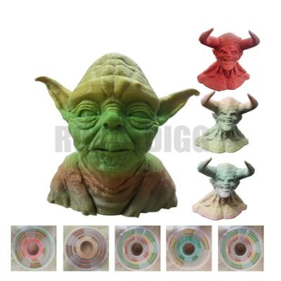 Splendid colors 1.75mm PLA filament