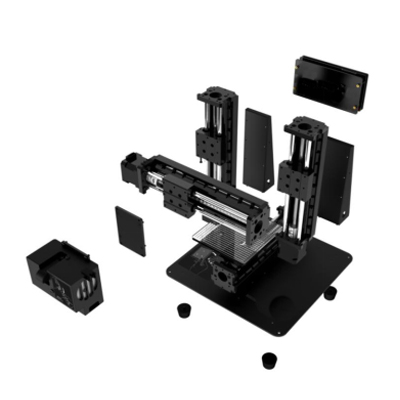 F1 Modular DIY 3D printer SET