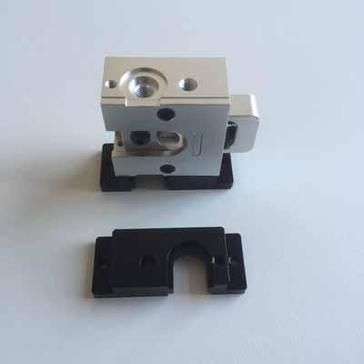 Mounting Plate for Bulldog Extruder