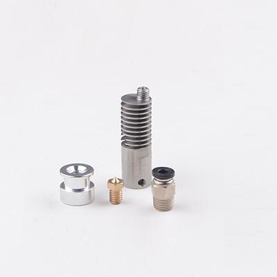 All metal Hotend for high temperature material
