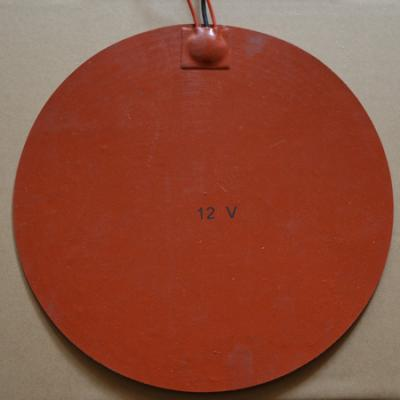 250mm or 270mm Silicone Rubber Heater Pad