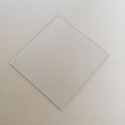 200*213mm or 200mm Diameter Borosilicate Glass for Heatbed