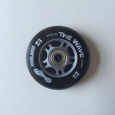 78mm rollerblade wheel w/ bearings