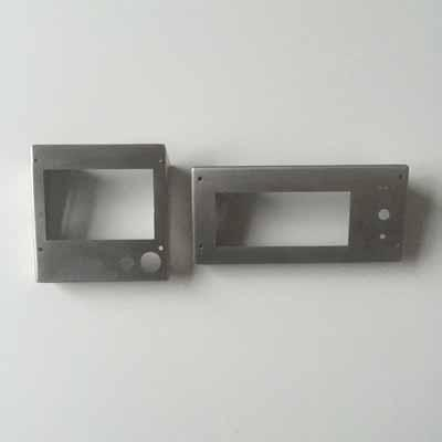 Stainless Steel Shell 4 Ramps LCD