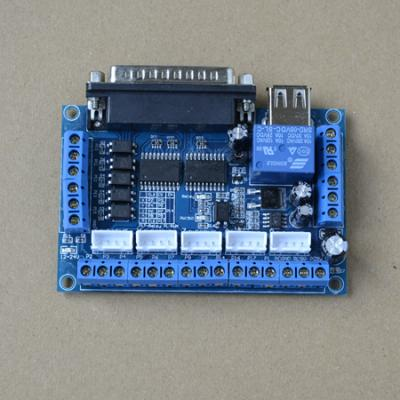 5 or 6 Axis Mach3 Breakout Board