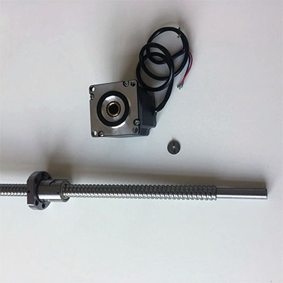 Ballscrew Linear Stepper