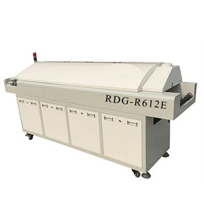 Full hot air lead-free Reflow Oven with six heating-zone RDG-R612E