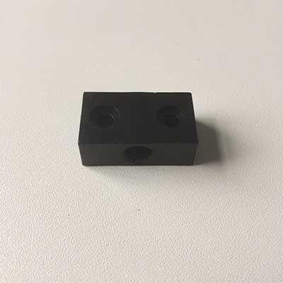 POM Nut Block for 8mm Lead Screw