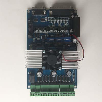 TB6600 3 or 4 axis stepper controller n driver board