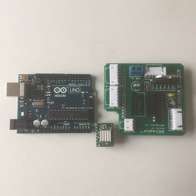 SLA 3D Printer Board