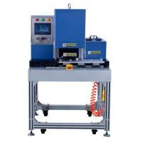 Single station low pressure molding machine