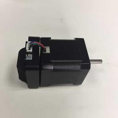 Robocults integrated stepper motor with driver