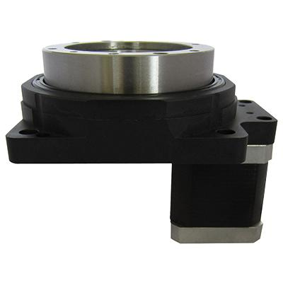 TX series  Stepper Motorized Hollow Rotary Table