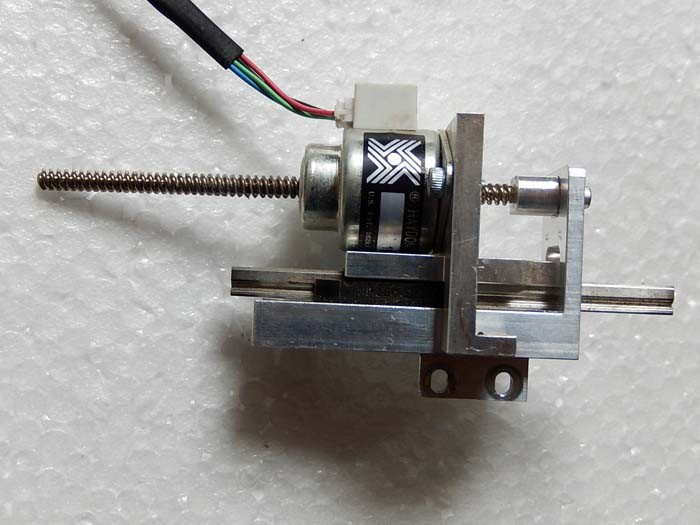 pm stepper linear actuator