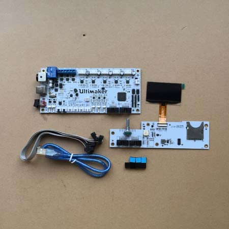 ultimaker v2 motherboard n oled