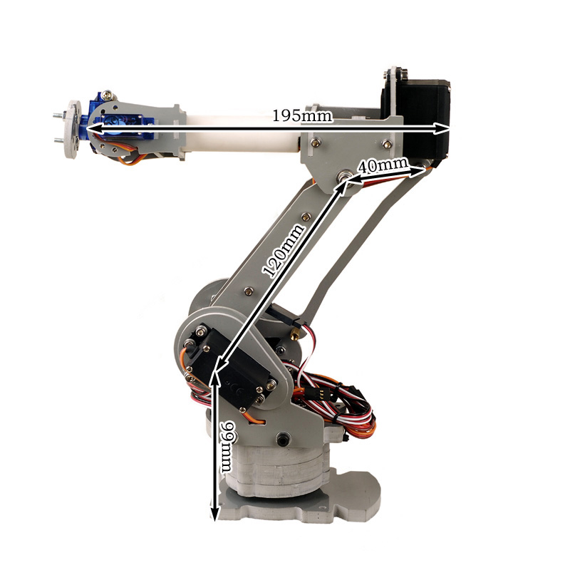 6-axis robot arm