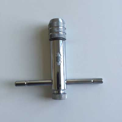 Wrench for M5 to M12 Taps