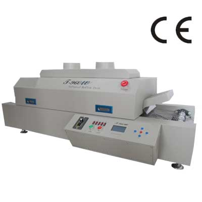 Channel reflow oven