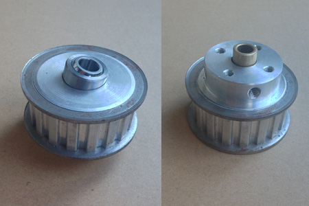 customized timing pulley
