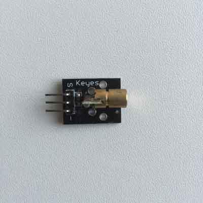 KY-008 Arduino Laser Module