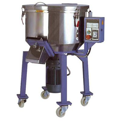 Vertical Color Mixing Machine 50Kgs Capacity