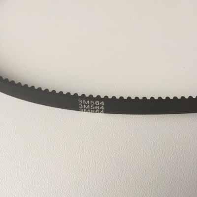 753mm or 816mm HTD3M-9 closed-loop belt