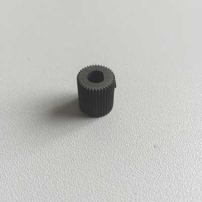 Filament drive gear 4 flat shaft nema17 stepper