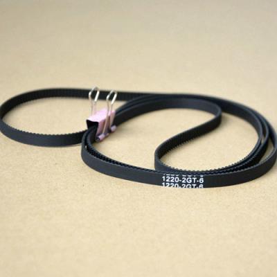 1220-2gt-6 or 1250-2gt-6 closed-loop gt2 belt