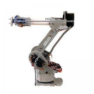 RDG 6-axis robot arm 6 DOF play kit - RobotDigg