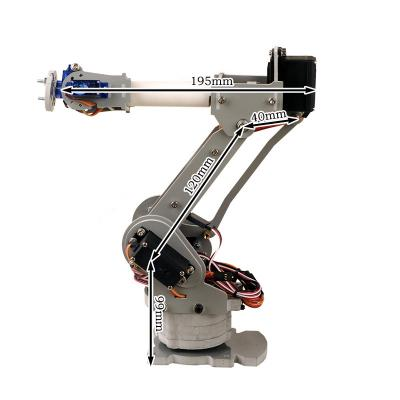 RDG 6-axis robot arm 6 DOF play kit