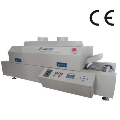 Channel reflow soldering oven T-960, T-961