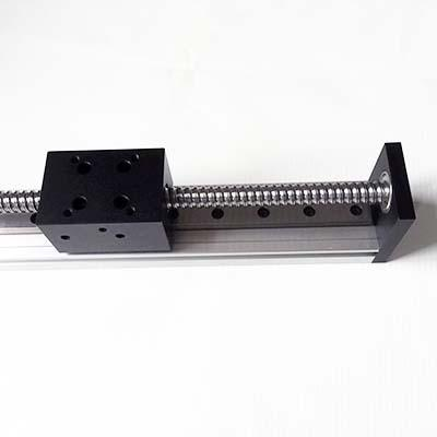 Nema23 stepper 300mm linear guide module