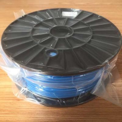 1.75mm PLA Glow in Dark Blue