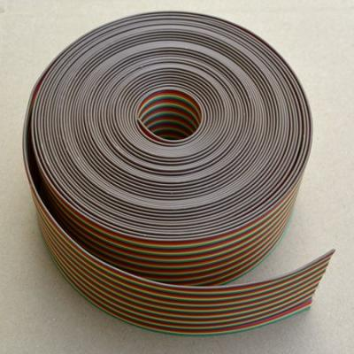 40P Five Colors 26AWG Flat Ribbon Cable