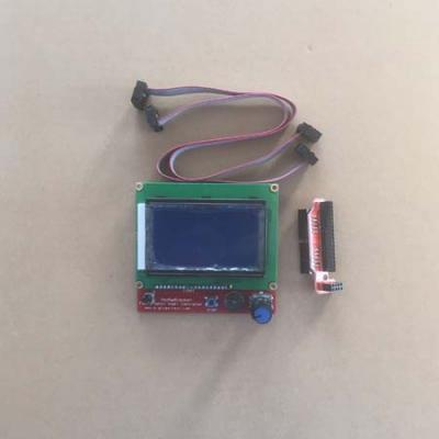 Full graphic smart controller LCD12864