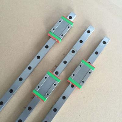 Custom length GCr15 MGN9, MGN12 or MGN15 Linear Rail n Carriage
