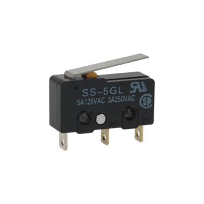 Endstop Subminiature Switch SS-5GL