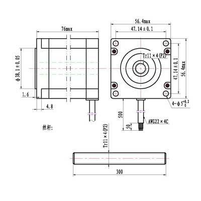 rc linear servo motor mitsubishi linear servo wiring