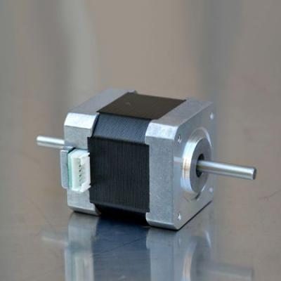 Double shaft nema17 stepper motor