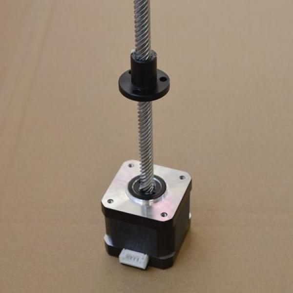 500mm Tr8 8 Lead Screw Threaded Nema17 Stepper Motor
