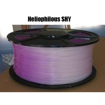 3D Printing Filament Color in Heliophilous SHY