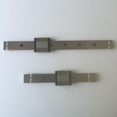 MGW12 wider Linear Rail with Carriage