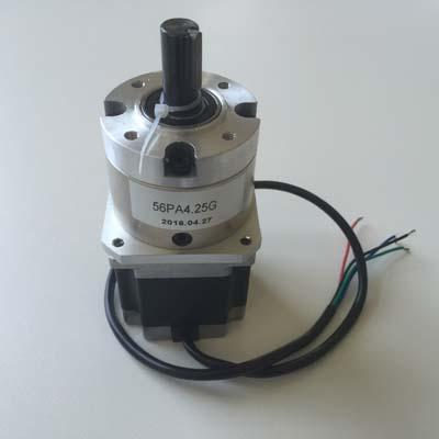 Nema23 planetary geared stepper motor
