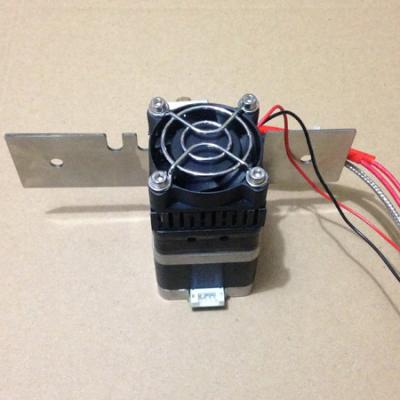 RobotDigg Stepstruder