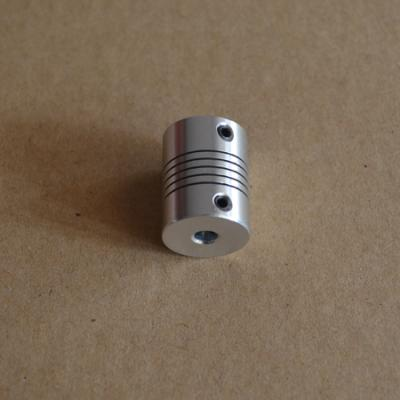 Flexible Coupling 5mm Shaft to Screws
