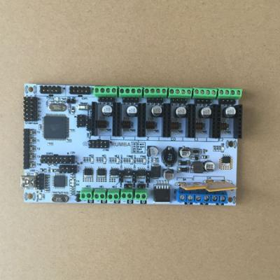 RUMBA Plus Board for Reprap and other CNC devices