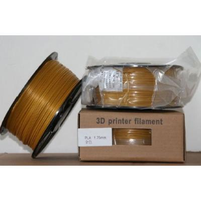 1.75mm 3D Printing Filament PLA in Brown