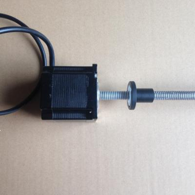 ACME lead screw threaded Nema23 Stepper